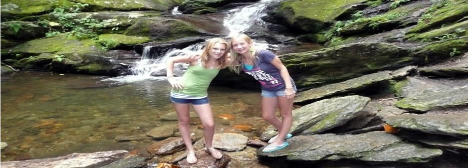 Roaring Fork Waterfall